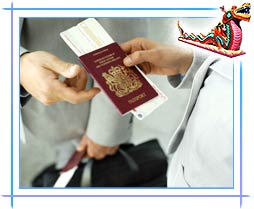 Travel Documents for Malaysia