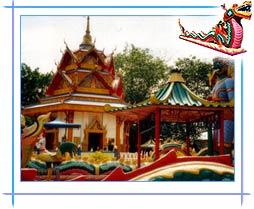 Wat Chayamang Kalaram, Penang